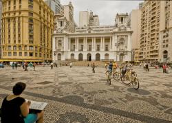 City Council building of Rio de Janeiro