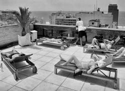 Rio hotel rooftop