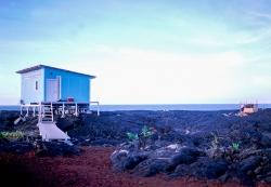 Lava House, Big Island, Hawaii