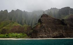 Napali Coast -Kauai