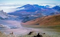 Maui volcano, Hawaii