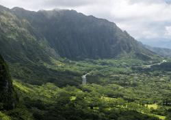 Road-North-East-End-Oahu