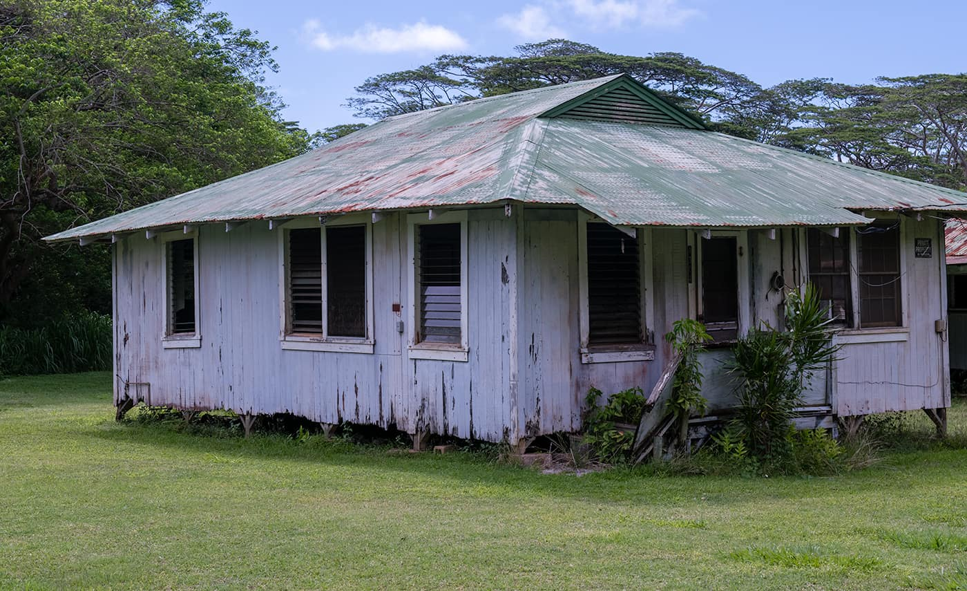 Uninhabited Cottage-Kauai