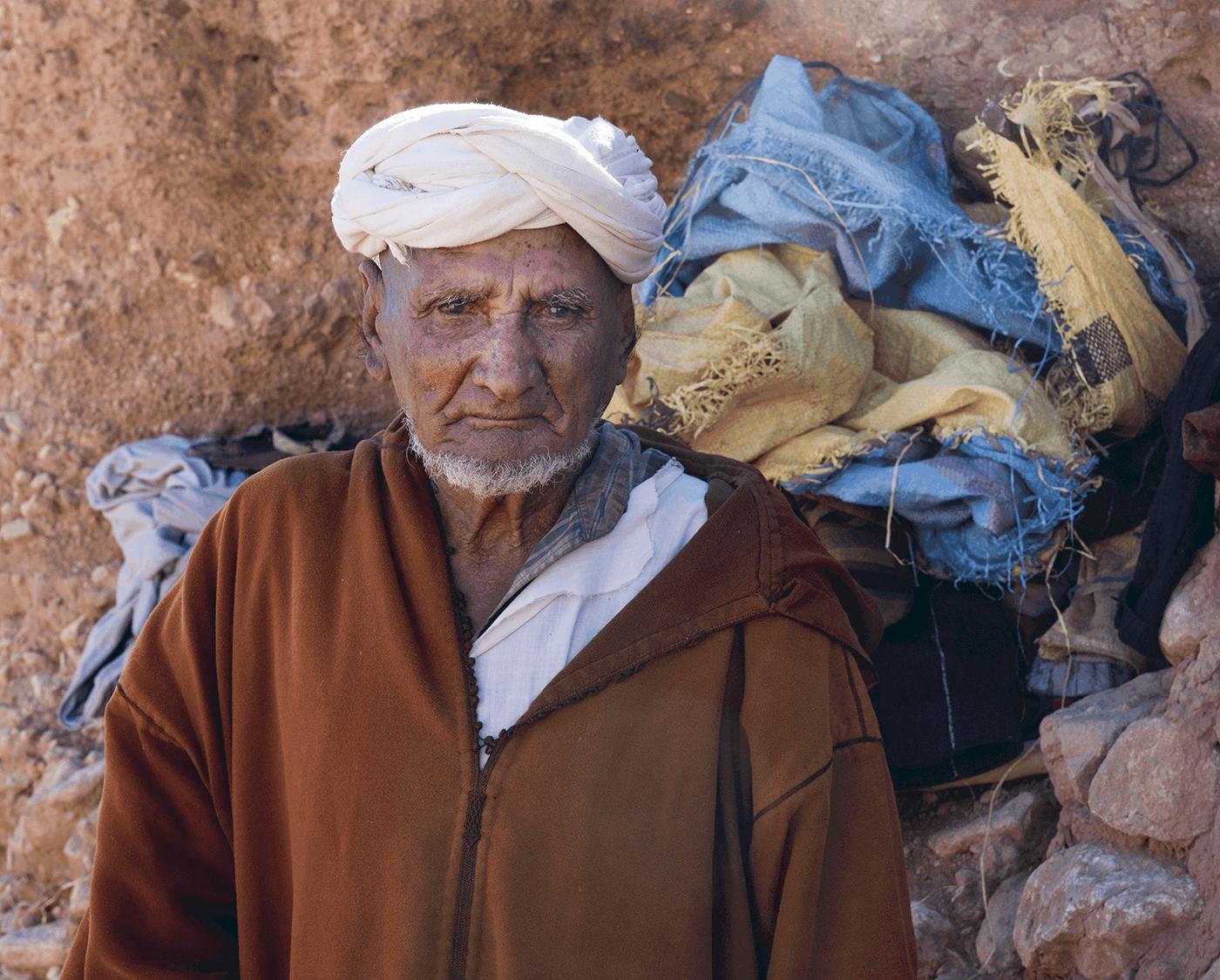 Cave Dweller, Atlas mountains, near Marrakech
