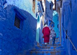 Chefchaouen (Blue City) medina