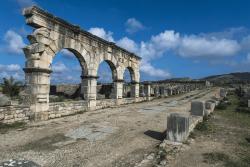 Volubilis, Morocco (Roman ruins)