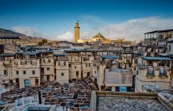 Dye factory - Fez