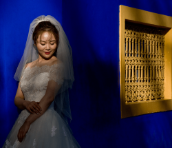 Chefchaouen bride
