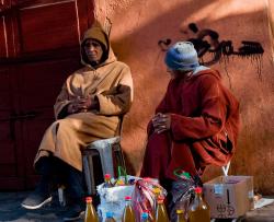 Merchants - Fez
