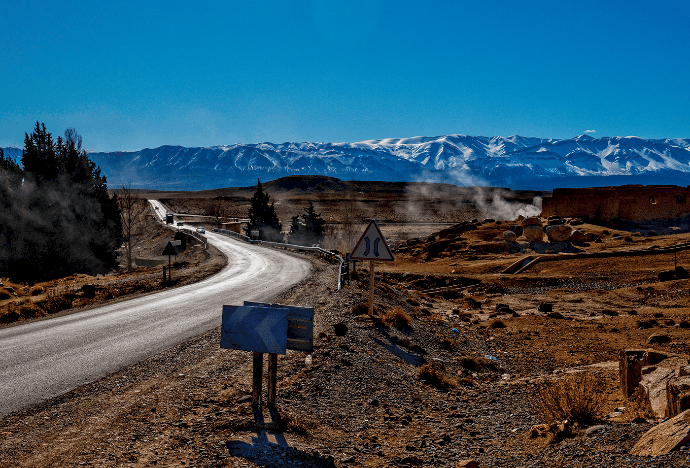 Road  to Markisha