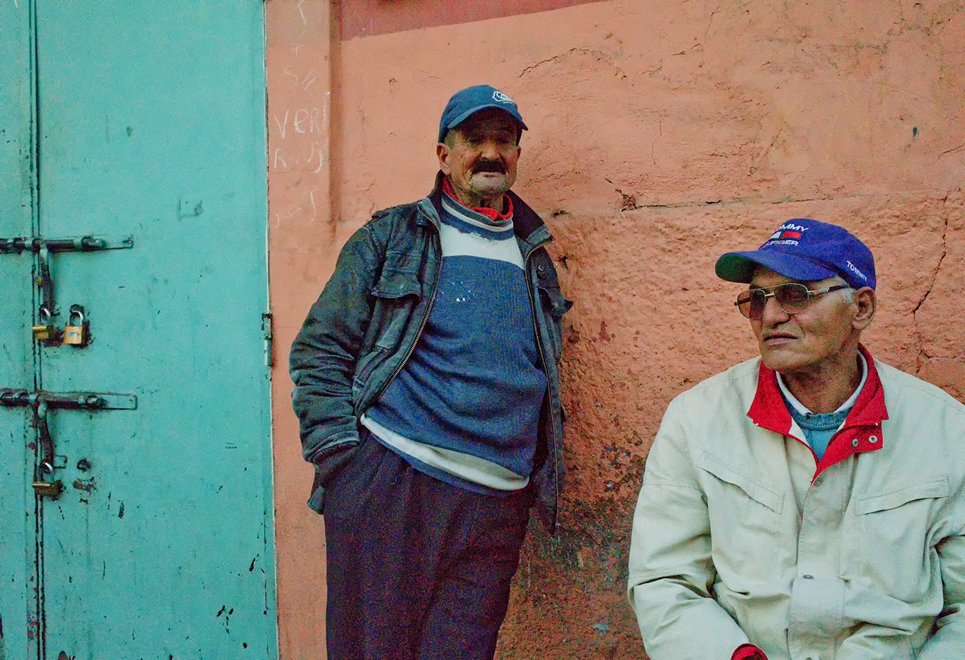 Dockhands - Essaouira