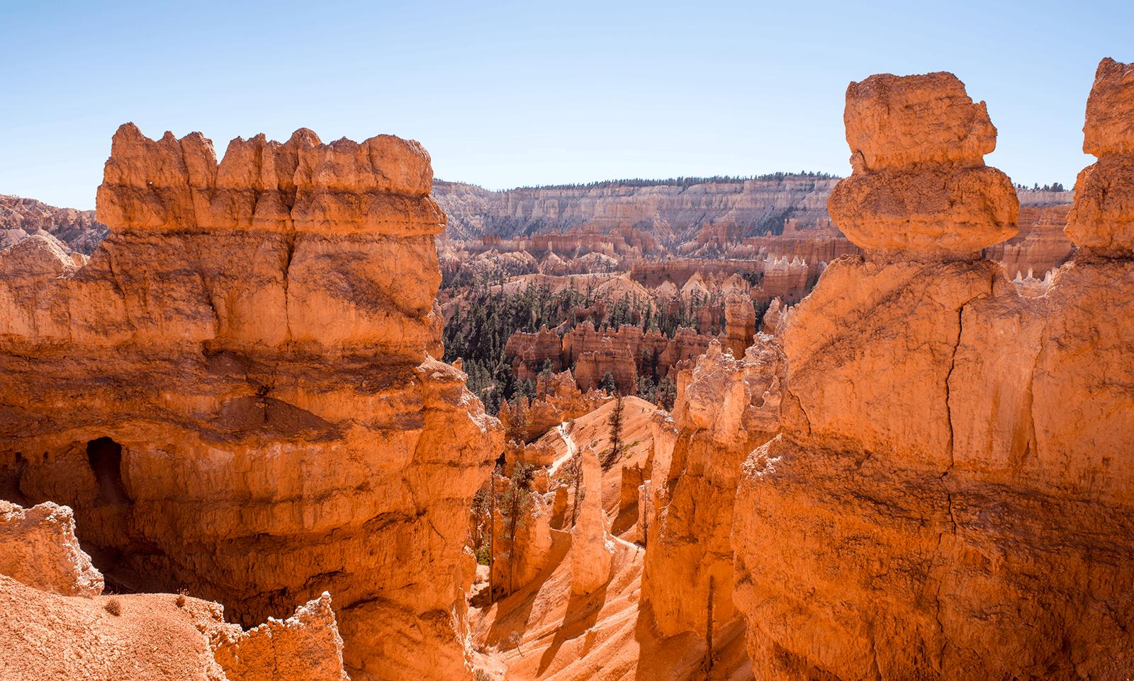 Queen's Garden -  Bryce Canyon