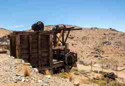 Lost Horse Gold Mine (abandoned)