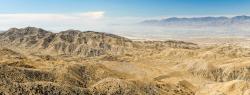Sornoran Desert from Joshua Tree