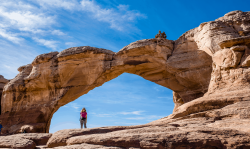 Broken Arch - Arches