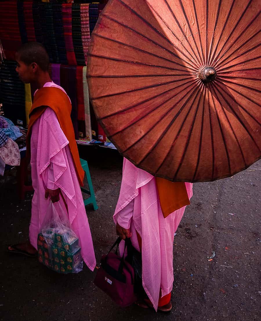 Rangoon Nuns