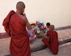 Monks, Began