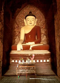 Old temple, Bagan