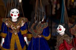 Puppets, Rangoon