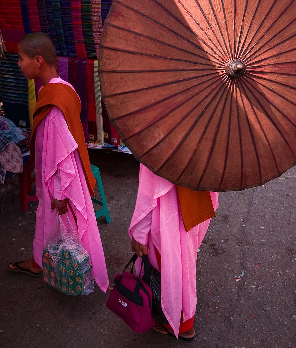 Rangoon-nuns