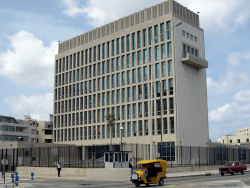 American-embassy, Nuovo Havanna