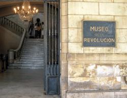 Revolution museum, Havanna