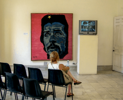Che's role on the revolution, Havanna