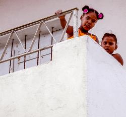 Curious children, Havanna