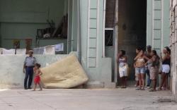 Street scene, Havanna