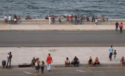 Seaside pavilion, Havanna