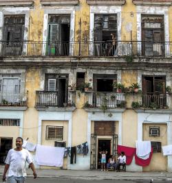 Housing complex, Havanna