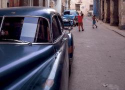 Street-scene, Havanna