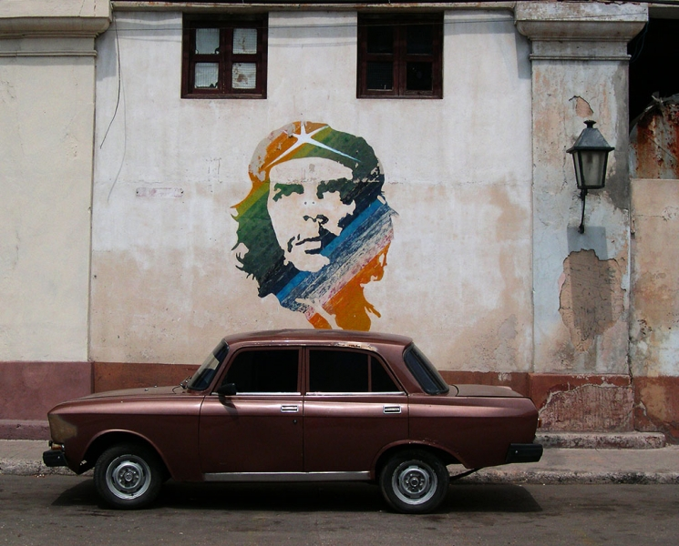 Che and Volvo