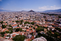 Athens (view from Acropolis), Greece