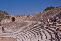 Old Roman city of Ephesus, Turkey