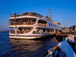 Bosporus straight, Istanbul, Turkey