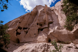 Cave dwellings, Cappadocia, Turkey