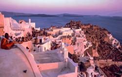 Sunset-Santorini-Greece