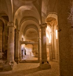 Cave church, Cappadocia, Turkey