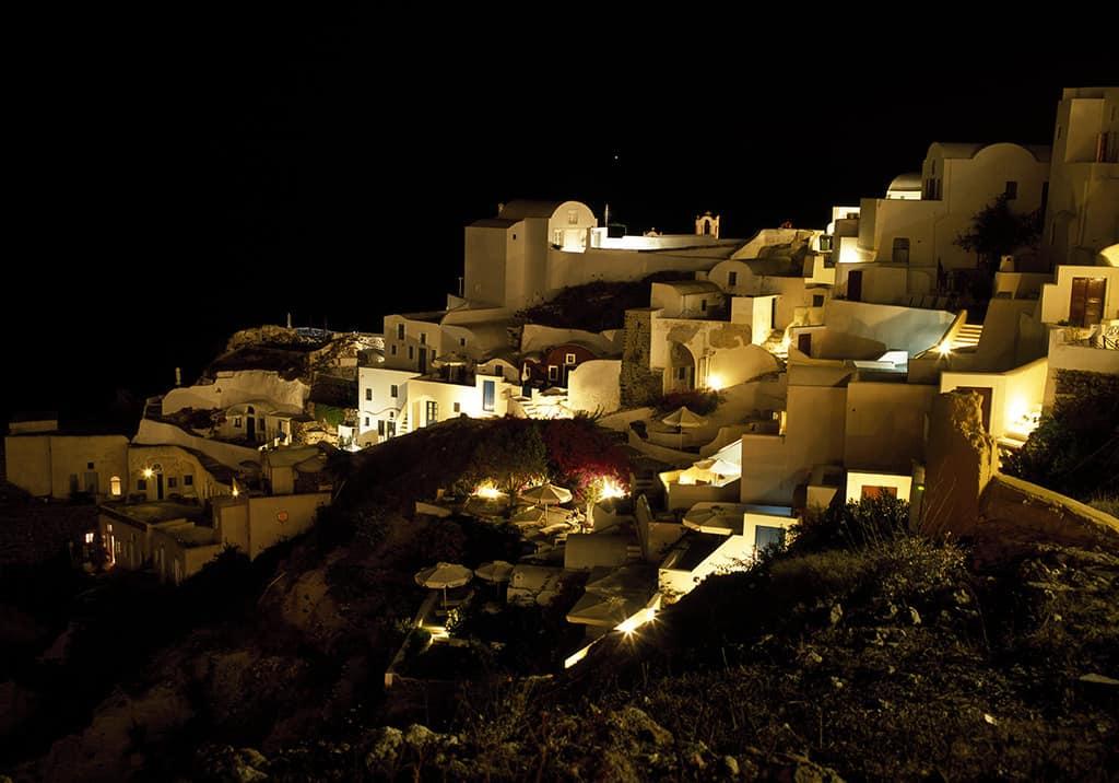Santorini-at-night
