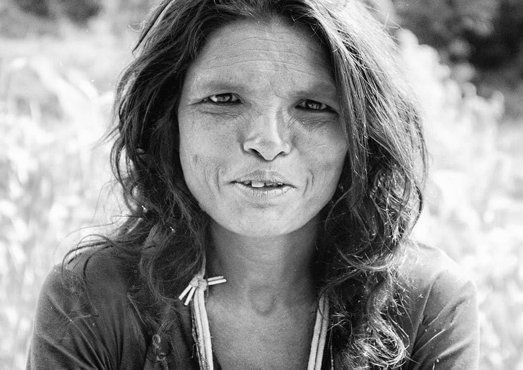 Hill tribes woman-  Thailand/Laos