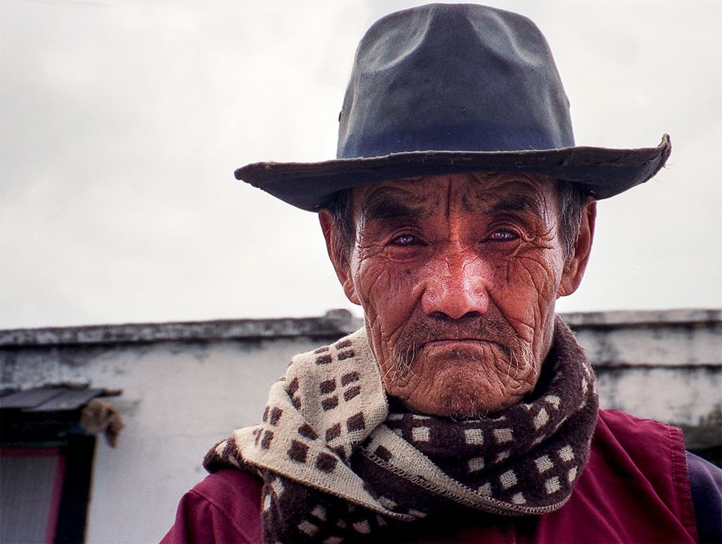 Farmer, Sekim, India