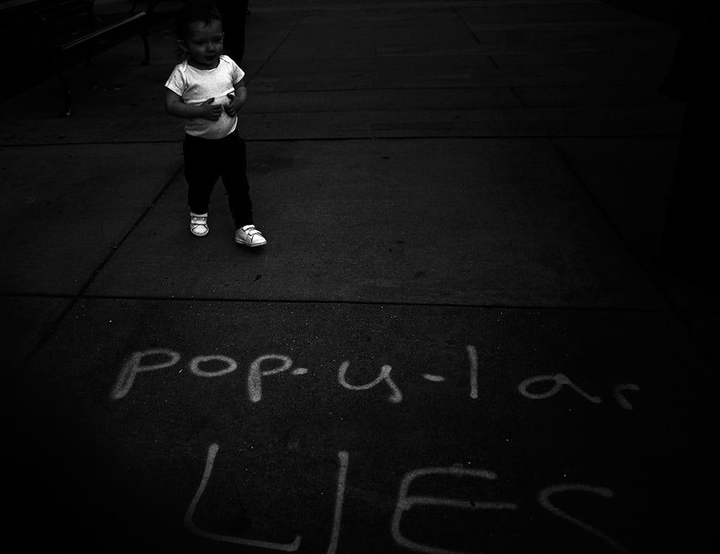 Lies, Oakland