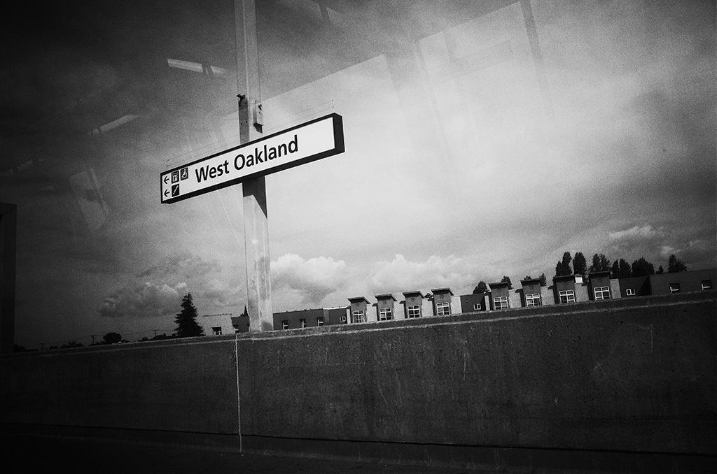West Oakland Bart