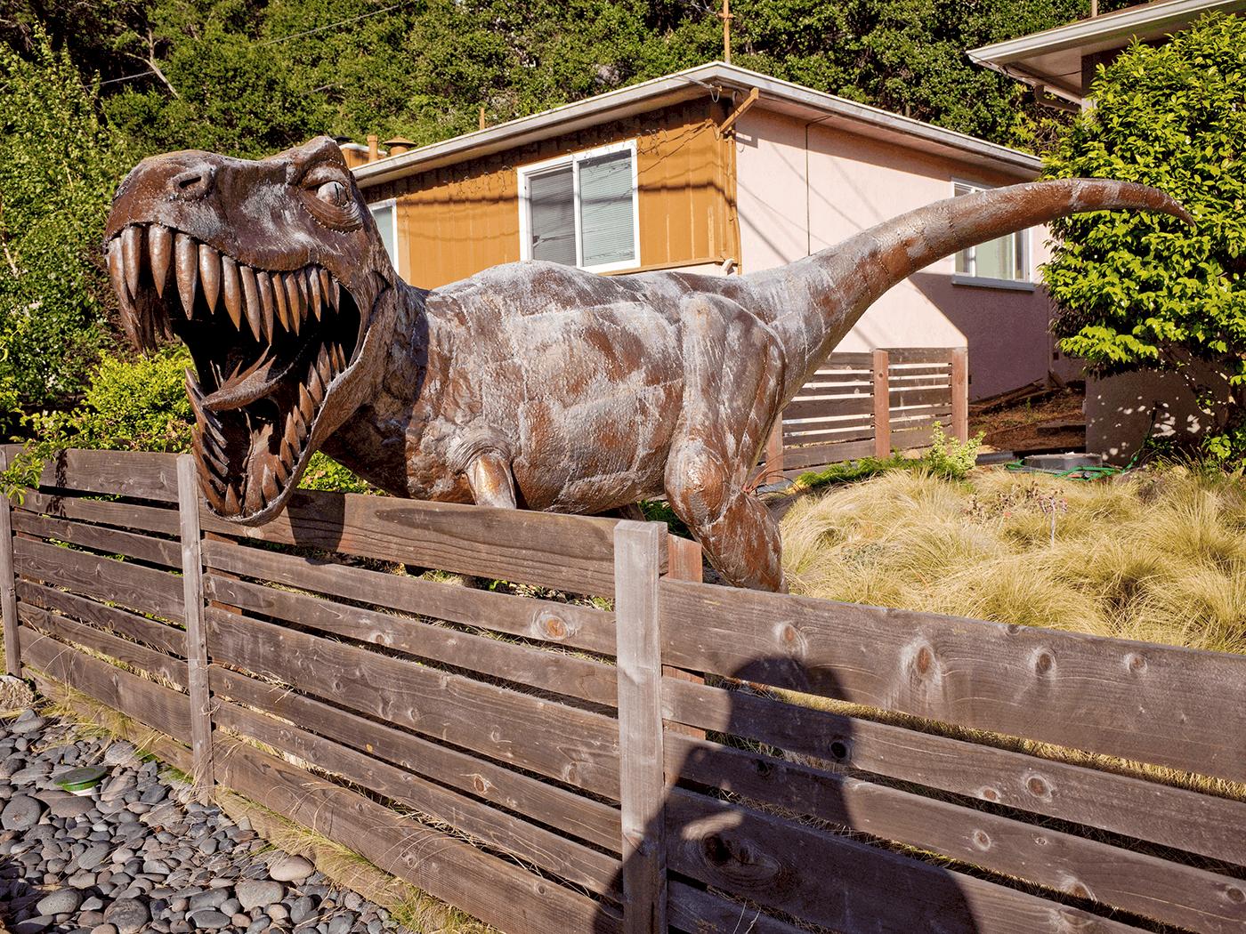 Dinosaur, Oakland