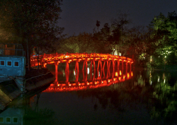 Long Biên Bridge, Hanoi