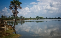 Water Temple Angkor Wat